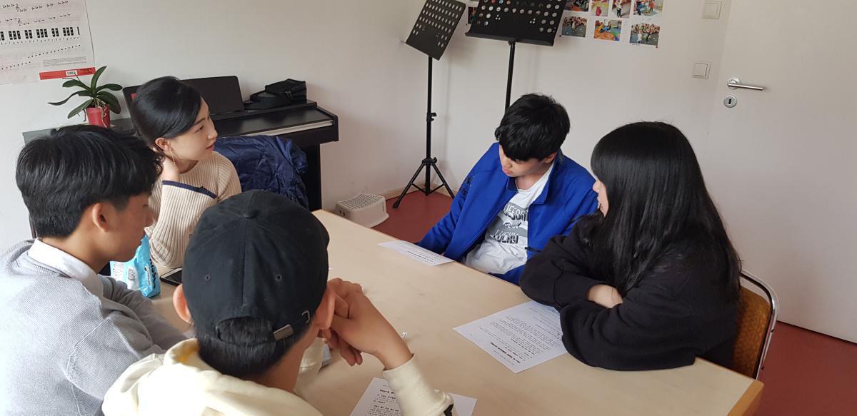 2019.04.14 청소년부 모임