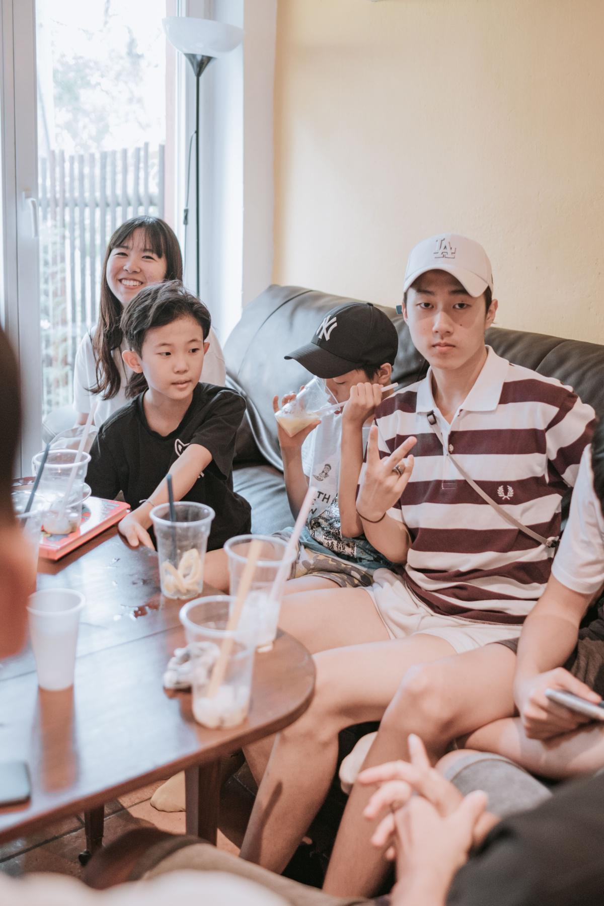 2019.08.11 청소년부 모임