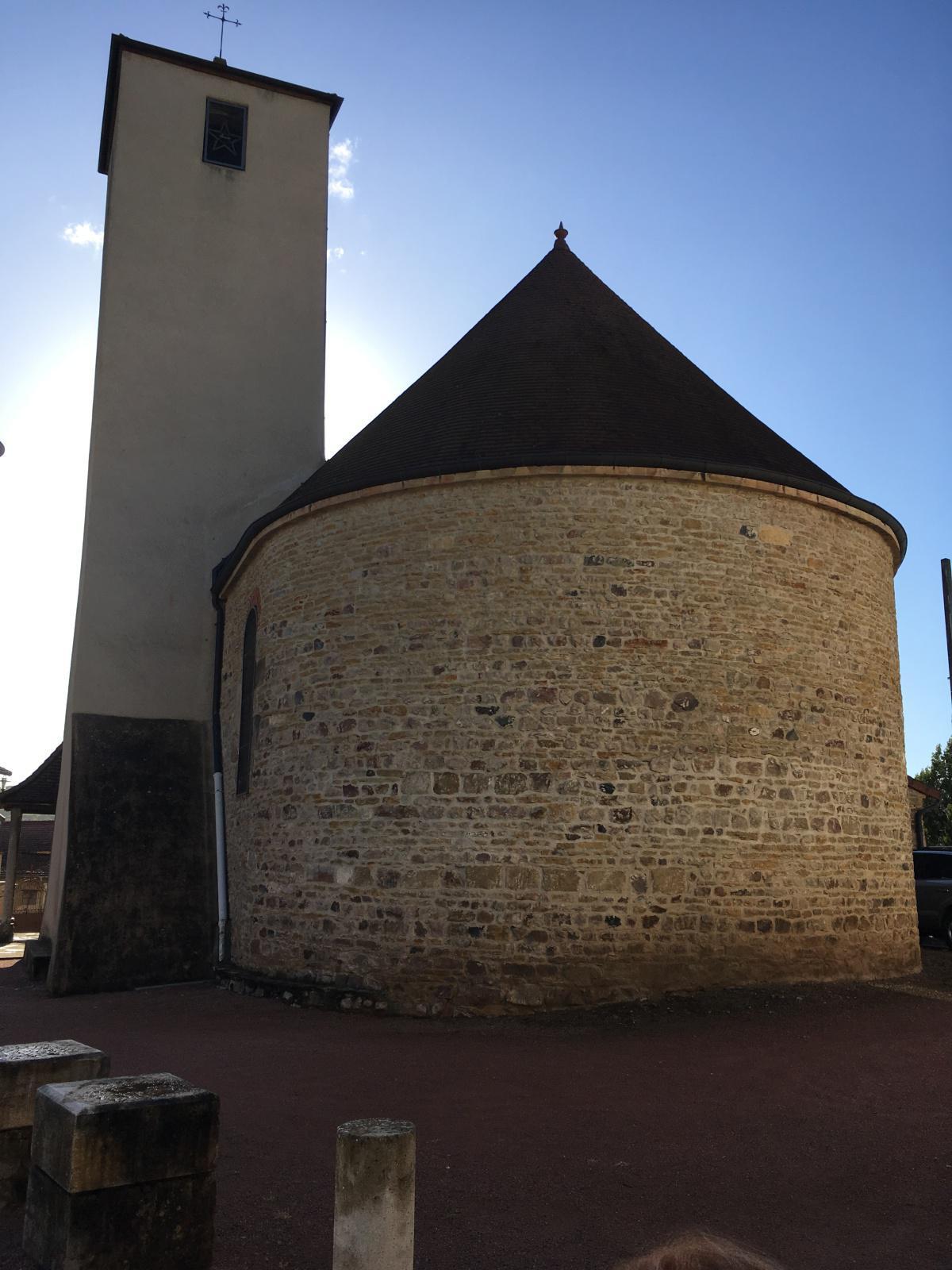 L'Église de Sainte-Cécile