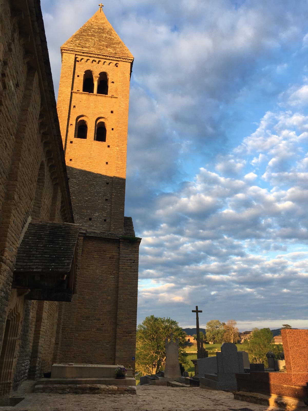 Église Saint-Blaise à Mazille