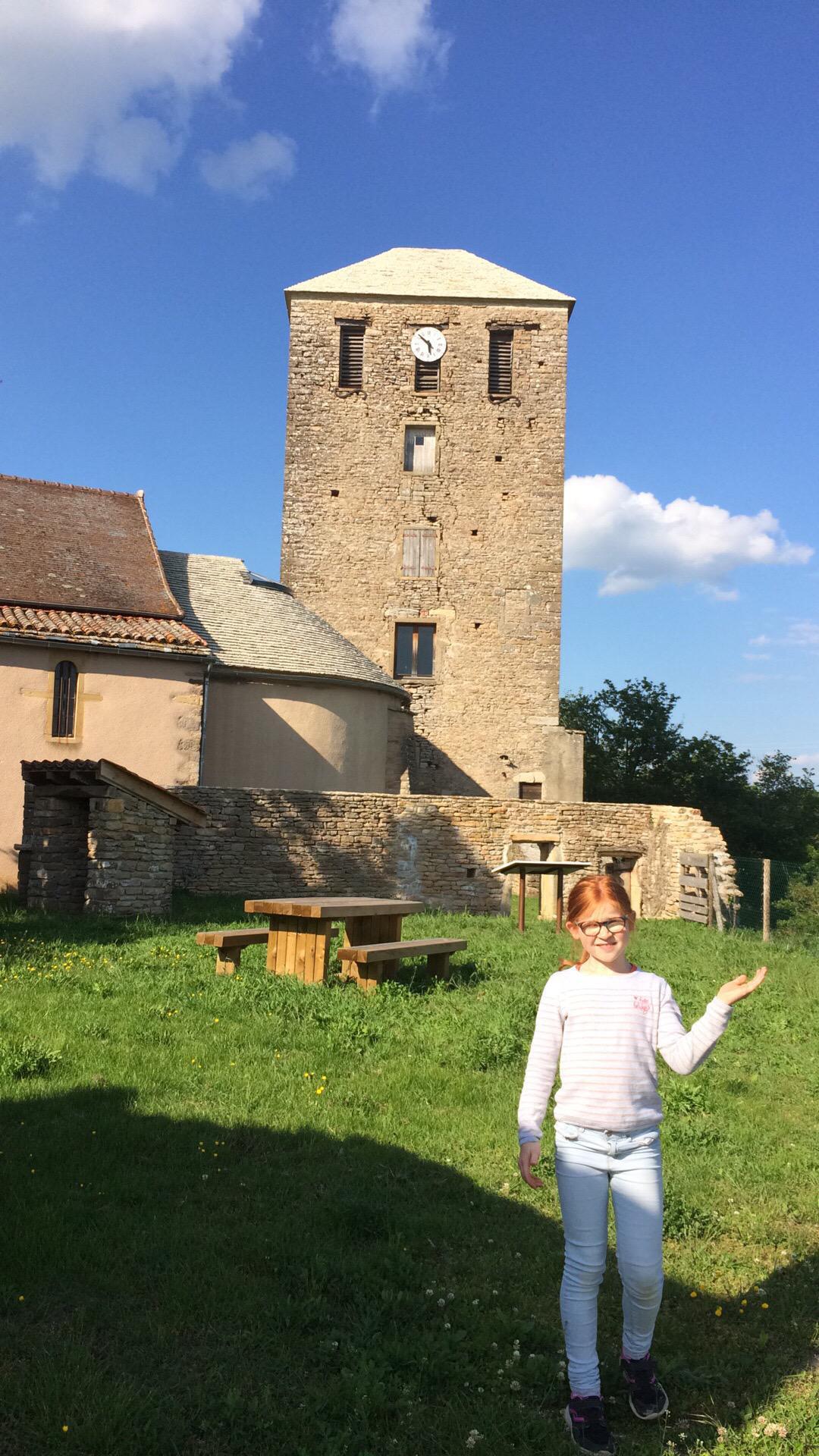 Église Saint-Martin à Château