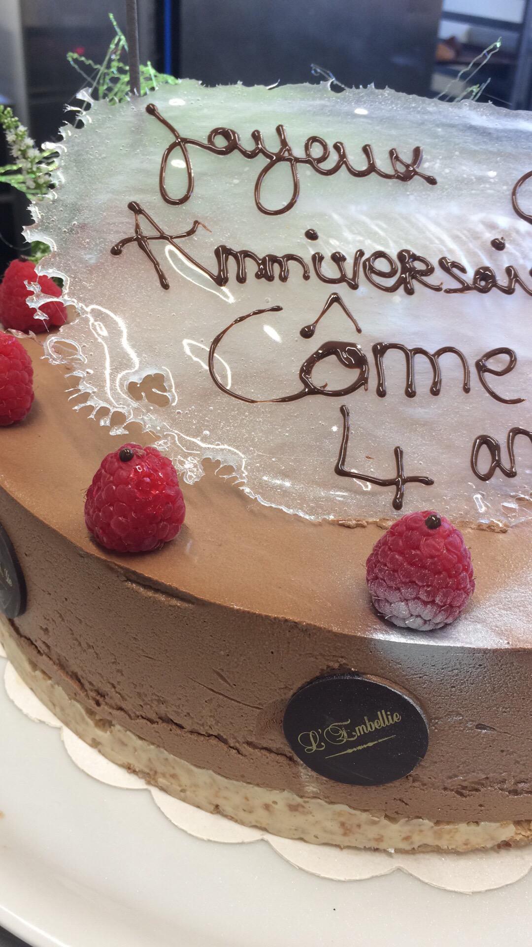 Venez fêter votre Anniversaire !!!