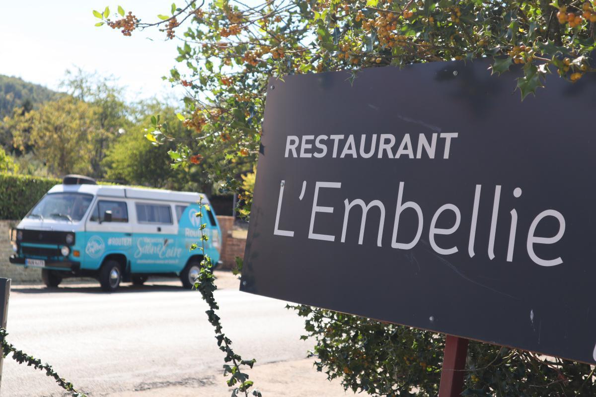 Route 71 à l'Embellie