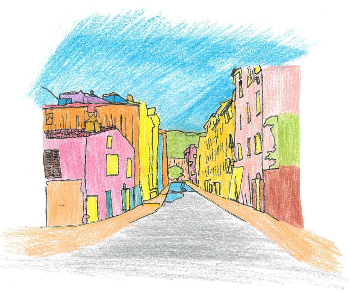 R comme rue du Roi de Rome