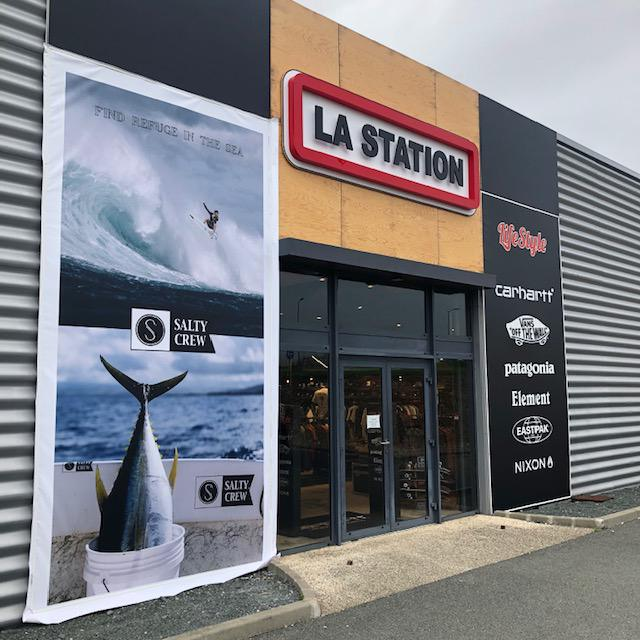 UWL x La Station