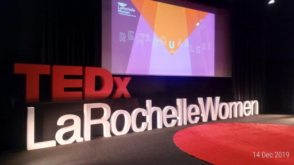 Ted X LaRochelleWoman