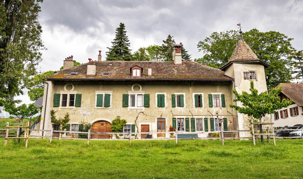 Domaine de Bois-Bougy