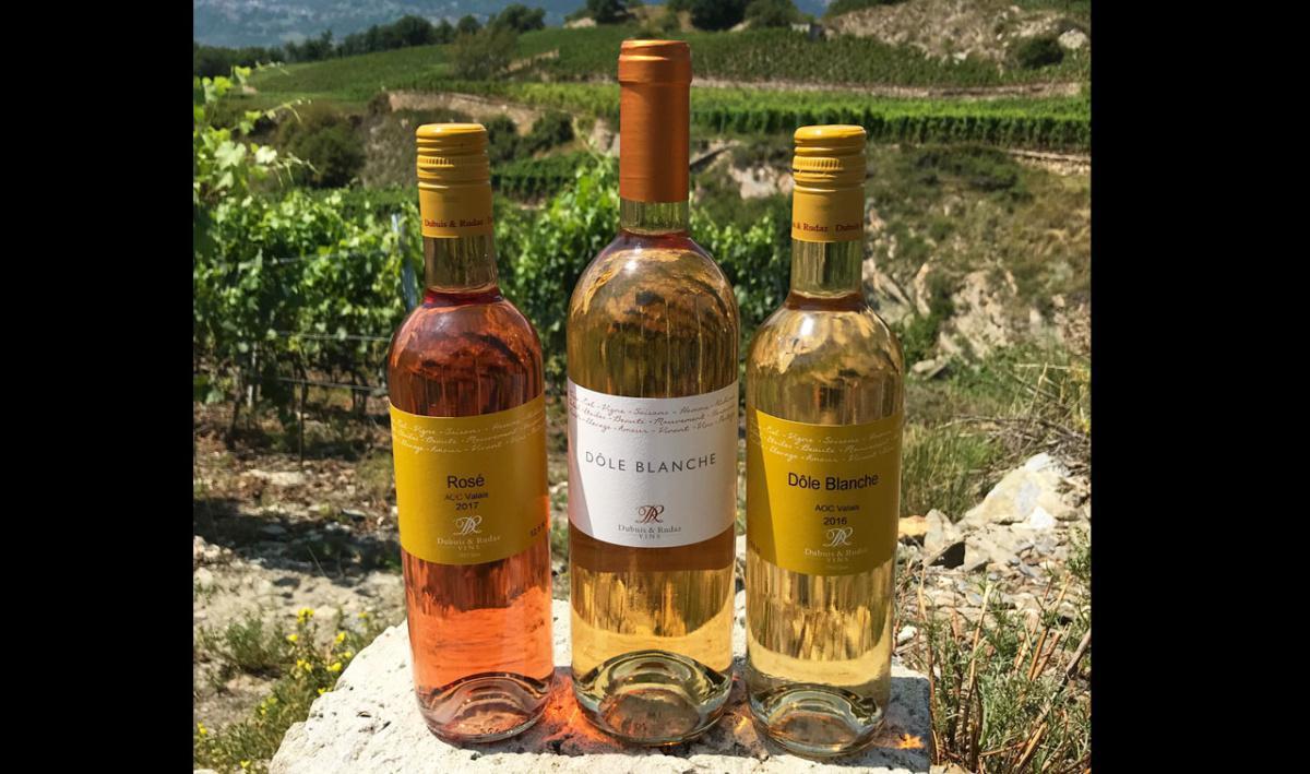 Dubuis et Rudaz Vins
