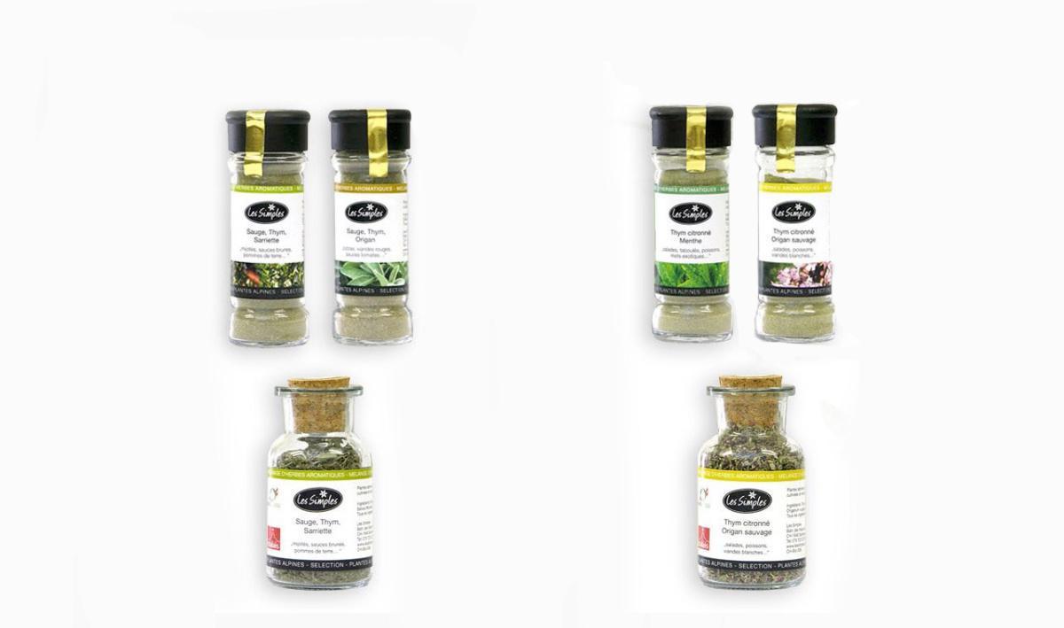 Les Simples - plantes aromatiques
