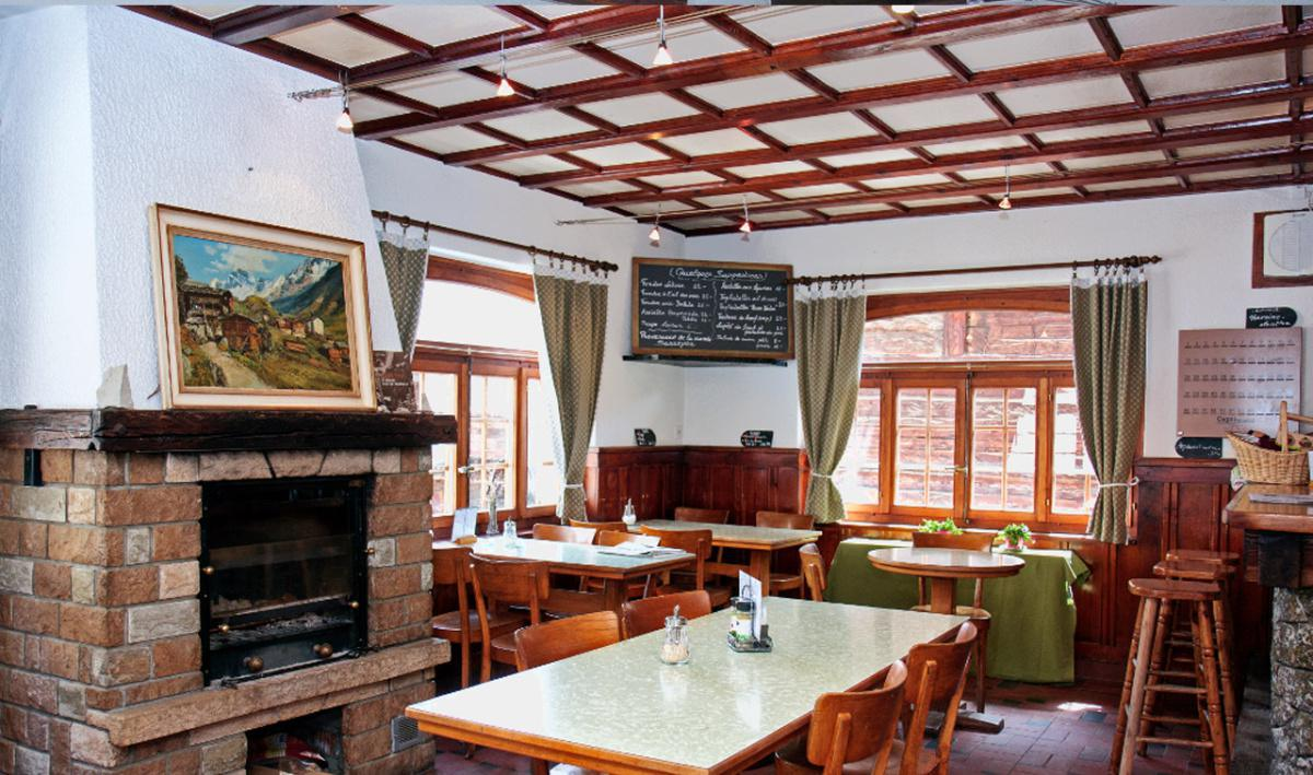 Café du Mont-Fort