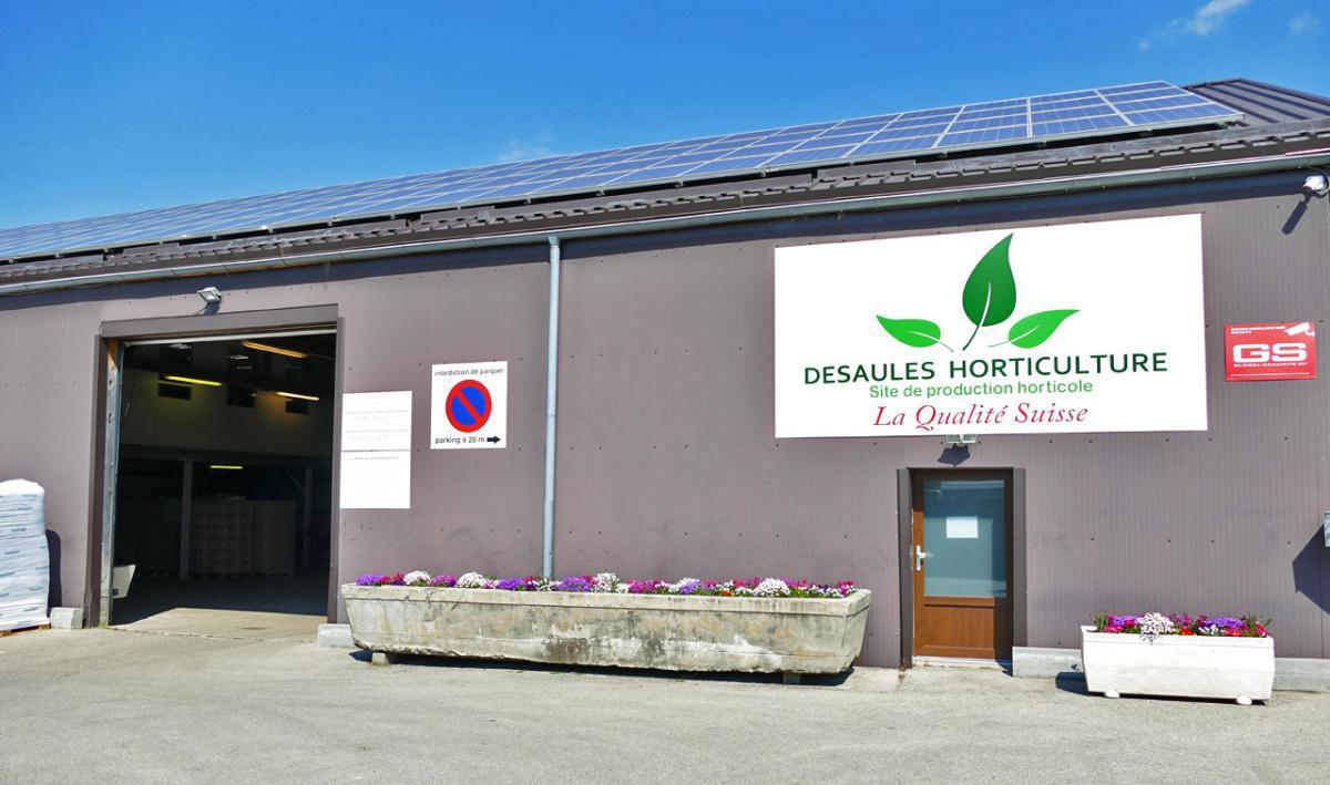 Jardinerie Desaules