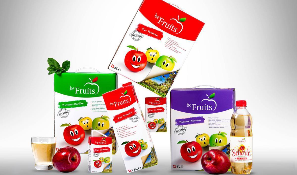 Be Fruits Sàrl