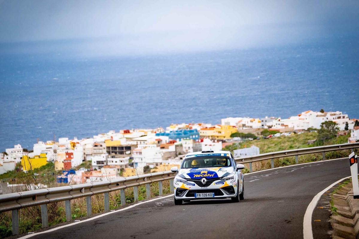 Rallye Islas Canarias