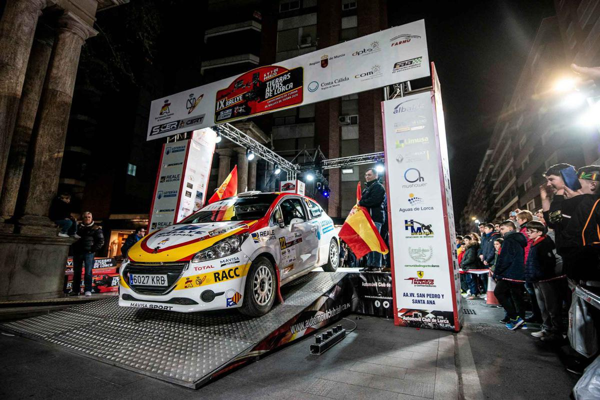 Pep Bassas debuta como piloto Rallye Team Spain en el S-CER