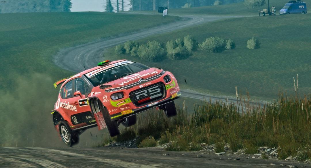 José Pedro Fontes organiza su propio campeonato de 'Dirt Rally'