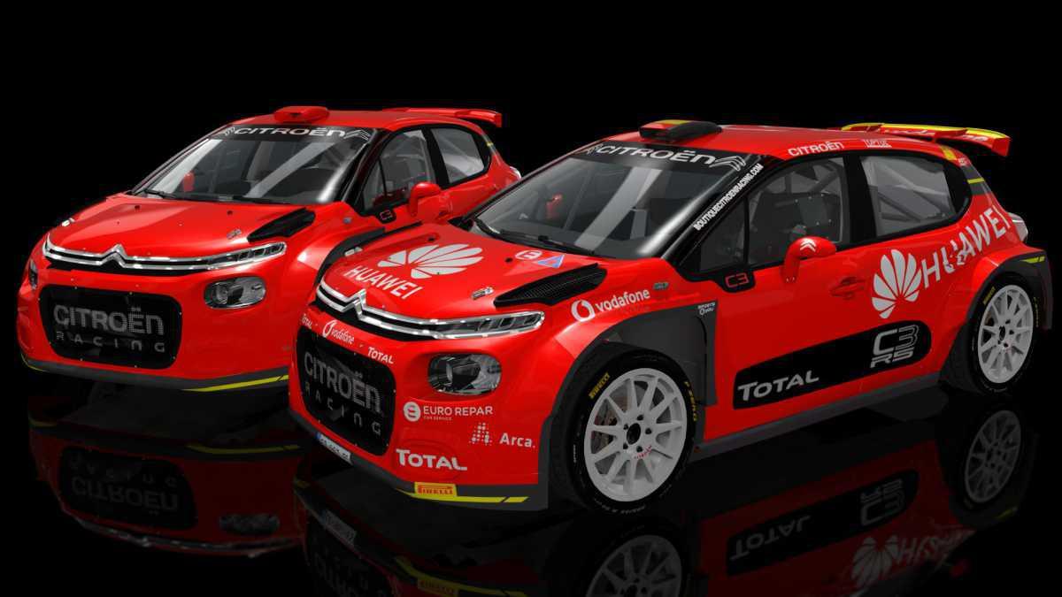 El Citroën Rallye Team apuesta también por el S-CER virtual