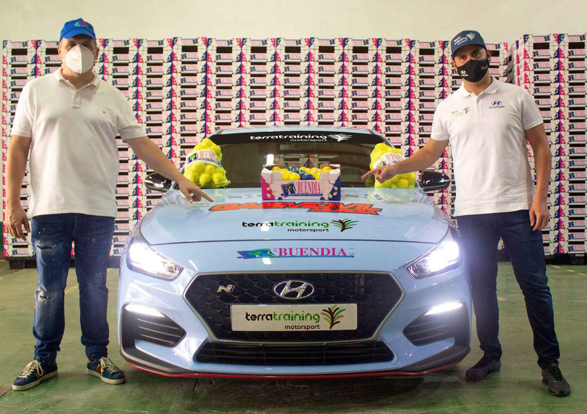 Terra Training Motorsport colaborará con Cruz Roja en el Rallye de Ferrol – Suzuki