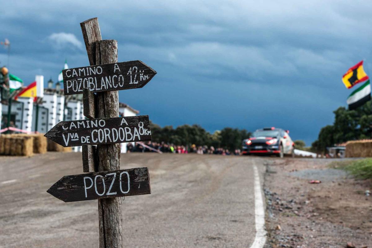 Rallye Ciudad de Pozoblanco