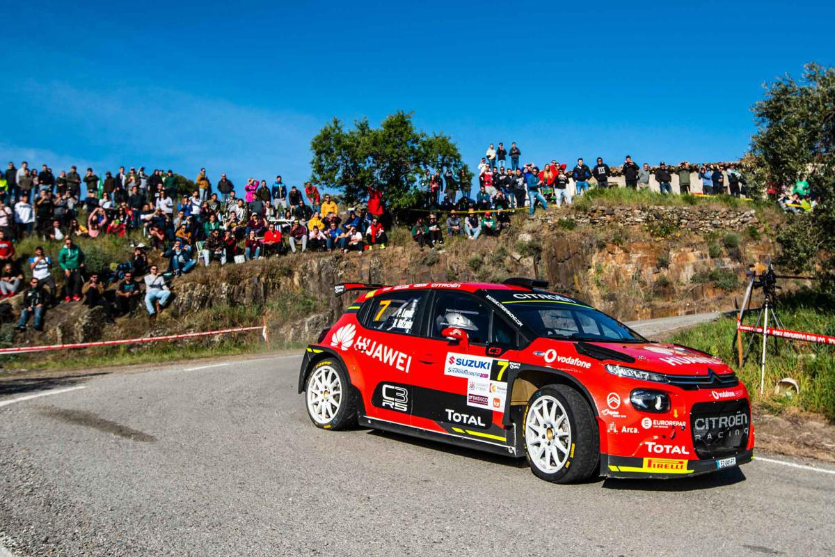 El Rallye Sierra Morena estrenará la temporada en abril