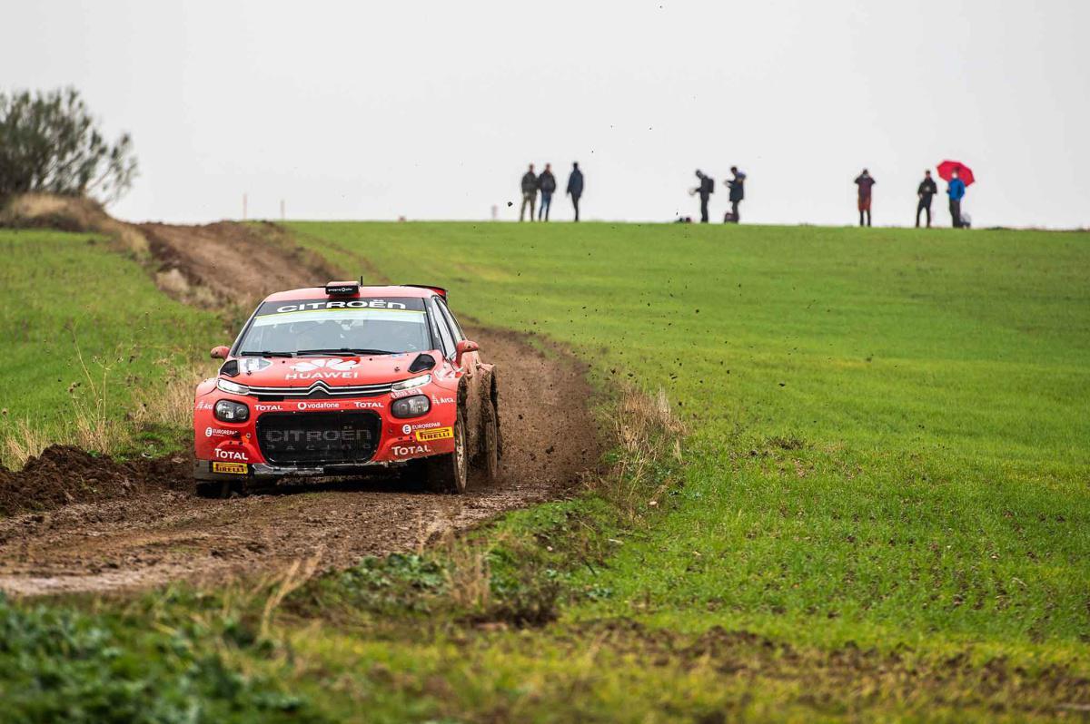 El Rallye Tierra de Madrid se adelanta a octubre