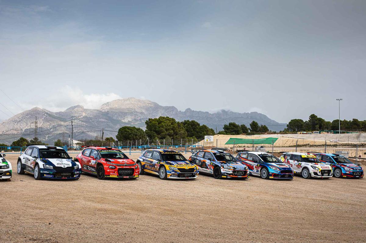 El Rallye Sierra Morena, punto de partida del S-CER más esperado