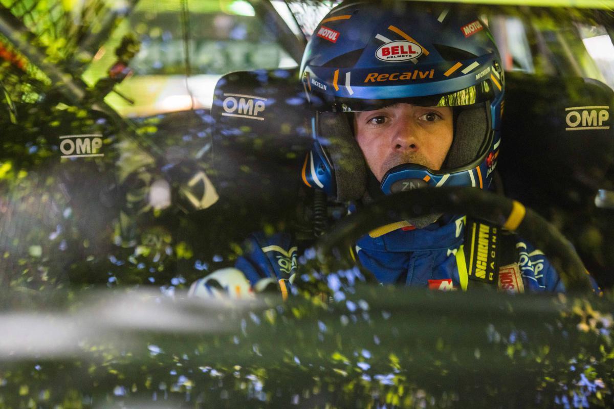 José Antonio Suárez llega en cabeza del S-CER al Rallye Ourense Recalvi