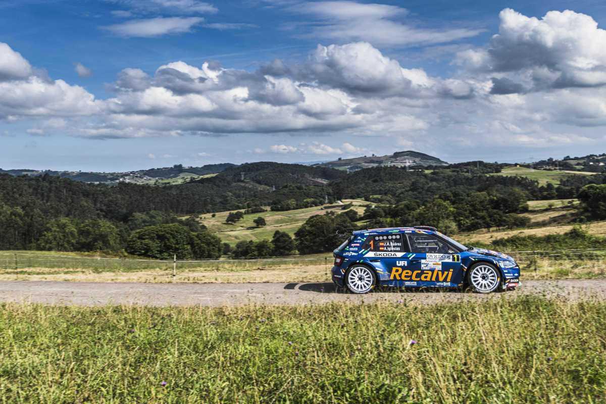 El Rallye Villa de Llanes debuta en el S-CER con 'Cohete' Suárez al frente