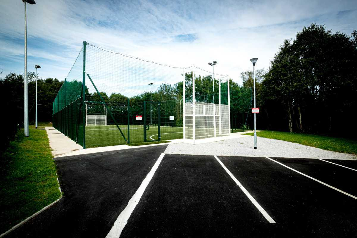 Astroturf Pitch is open for All