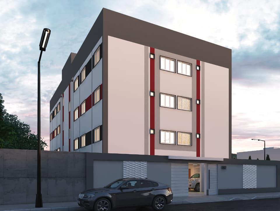 Residencial Novo Nordeste - Apartamentos