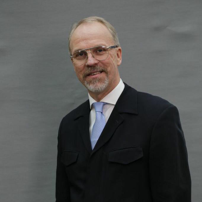 Stefan Salmonsson på Upsals Missionshus