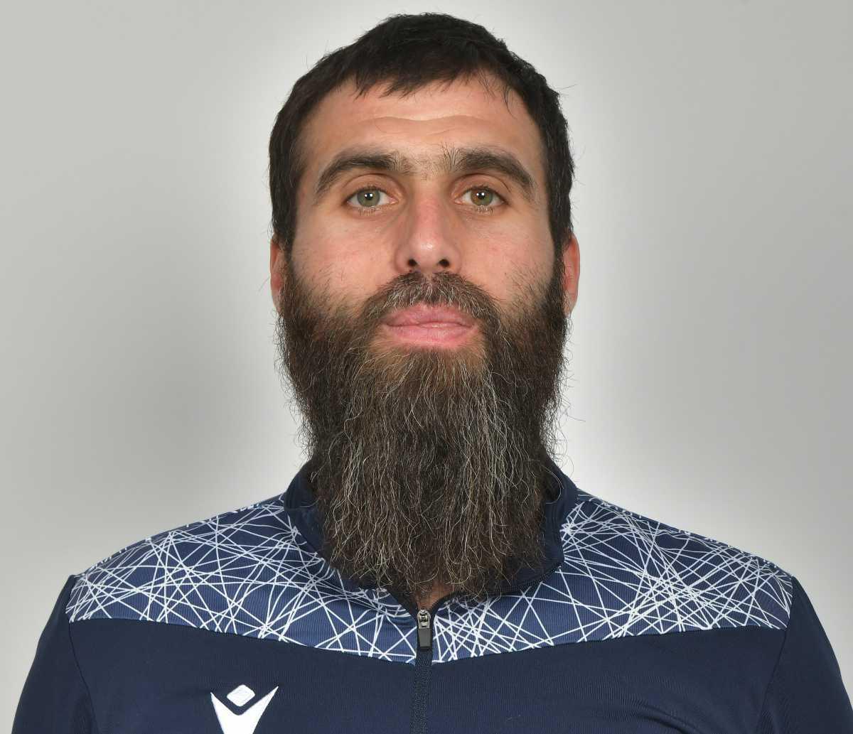 Vasile MAFTEI- ANTRENOR SECUND