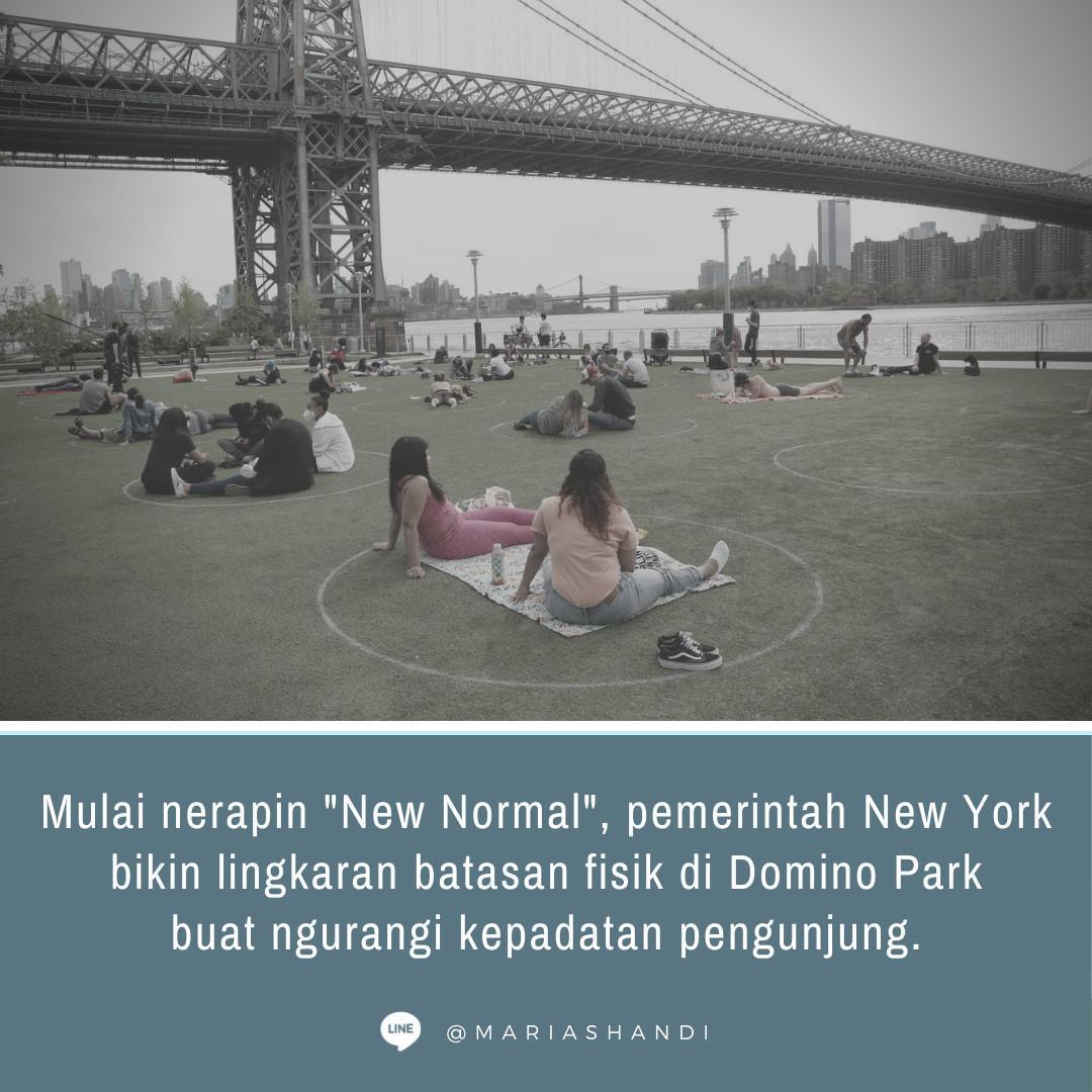 Menyambut New Normal
