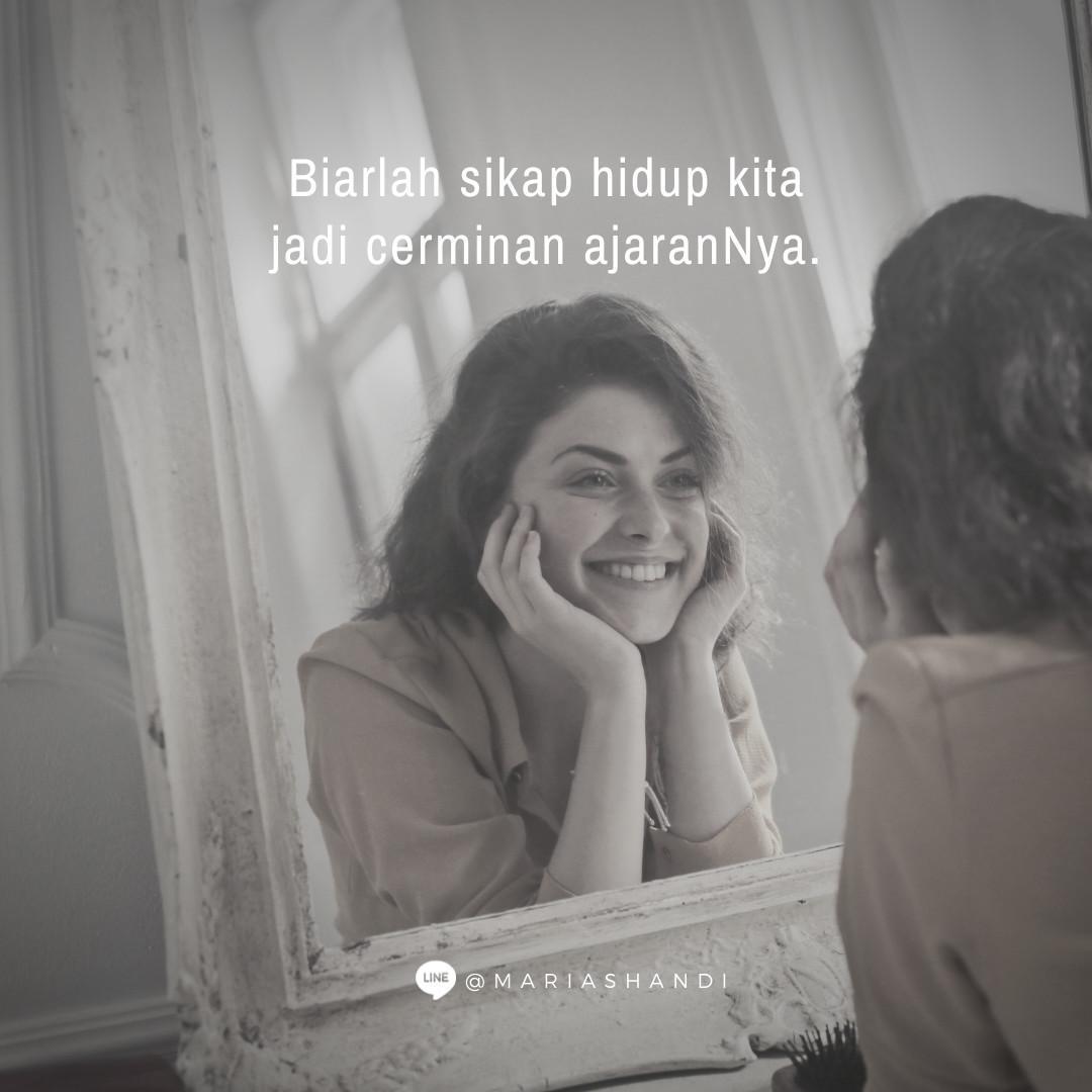 Cerminan DiriNya