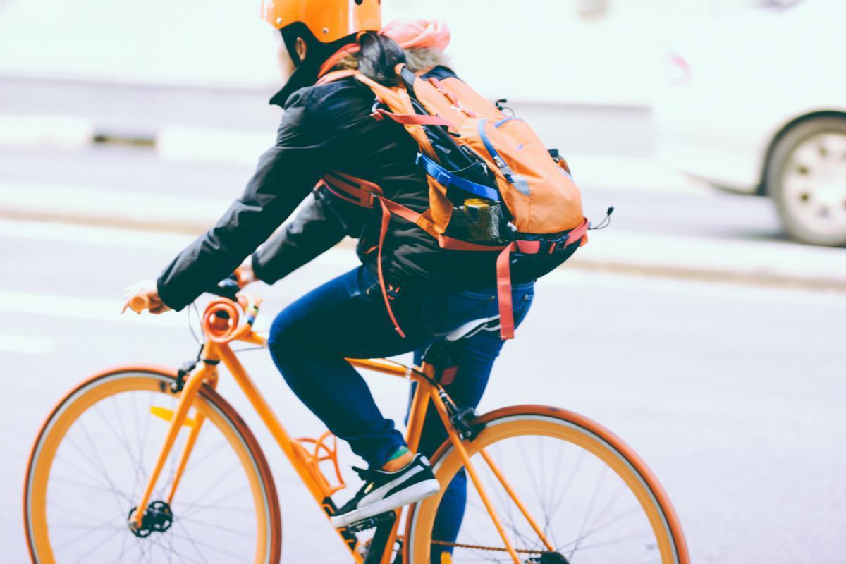 WMS, Inovasi Kurir Sepeda Ramah Lingkungan