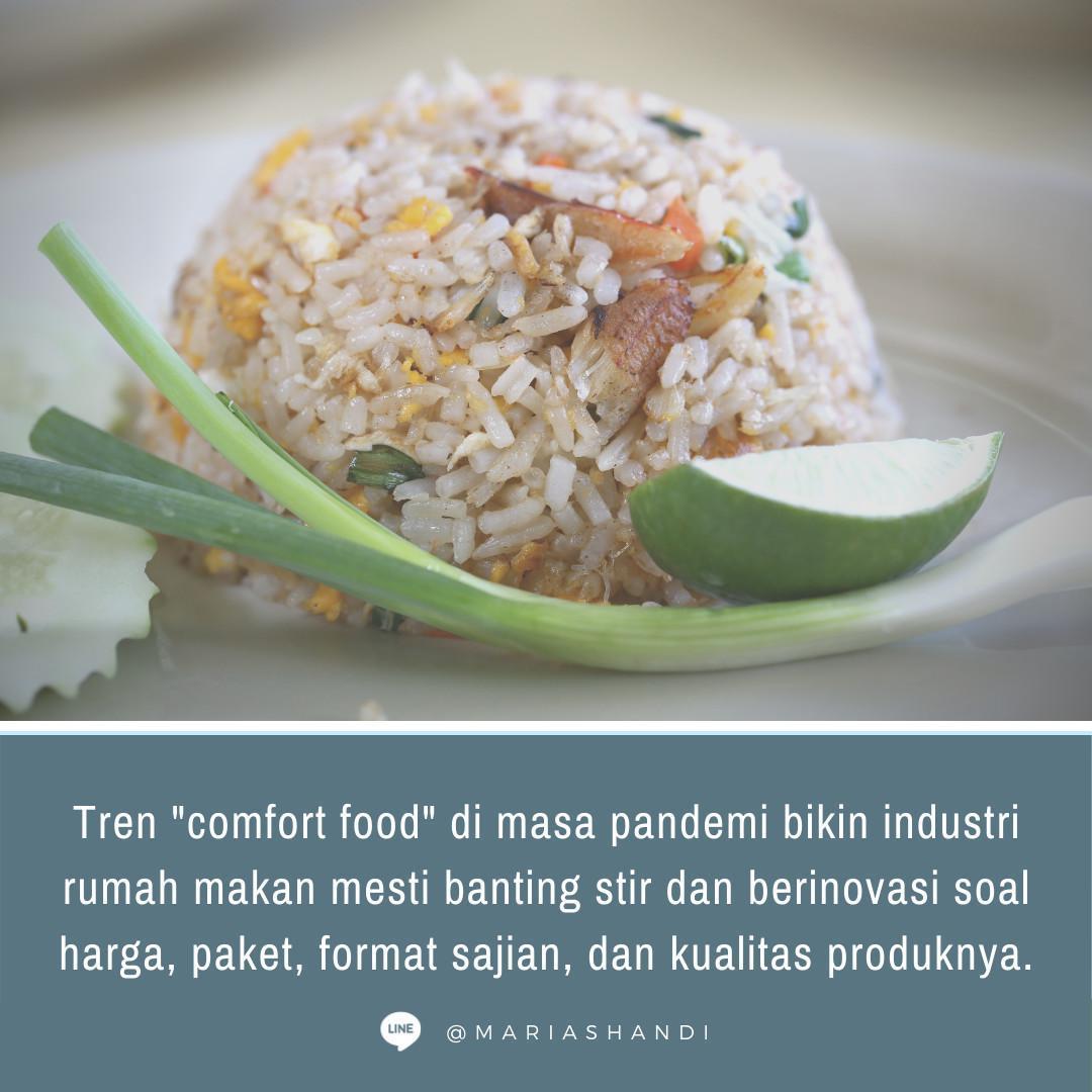 Tren Comfort Food