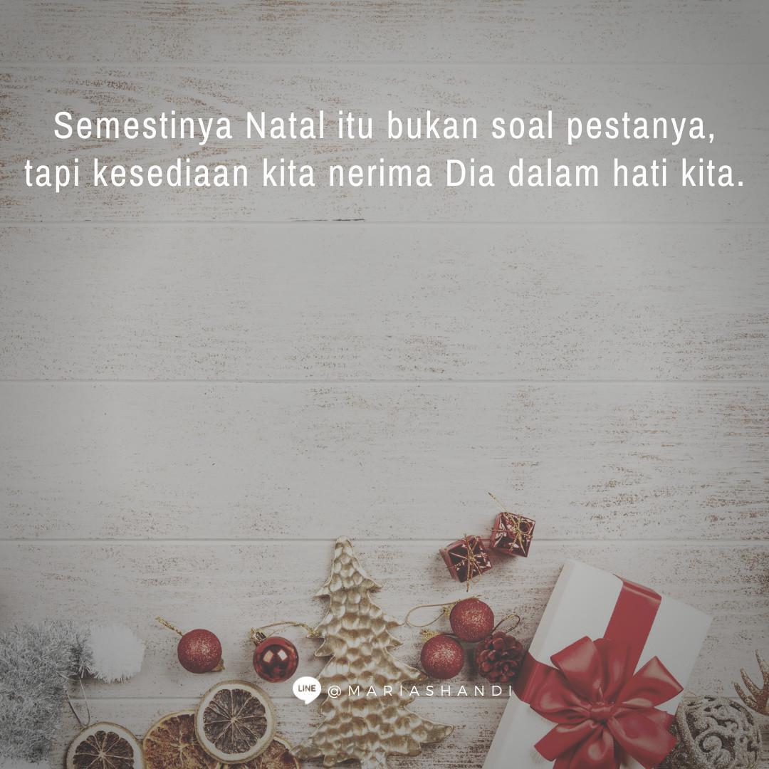 Esensi Natal