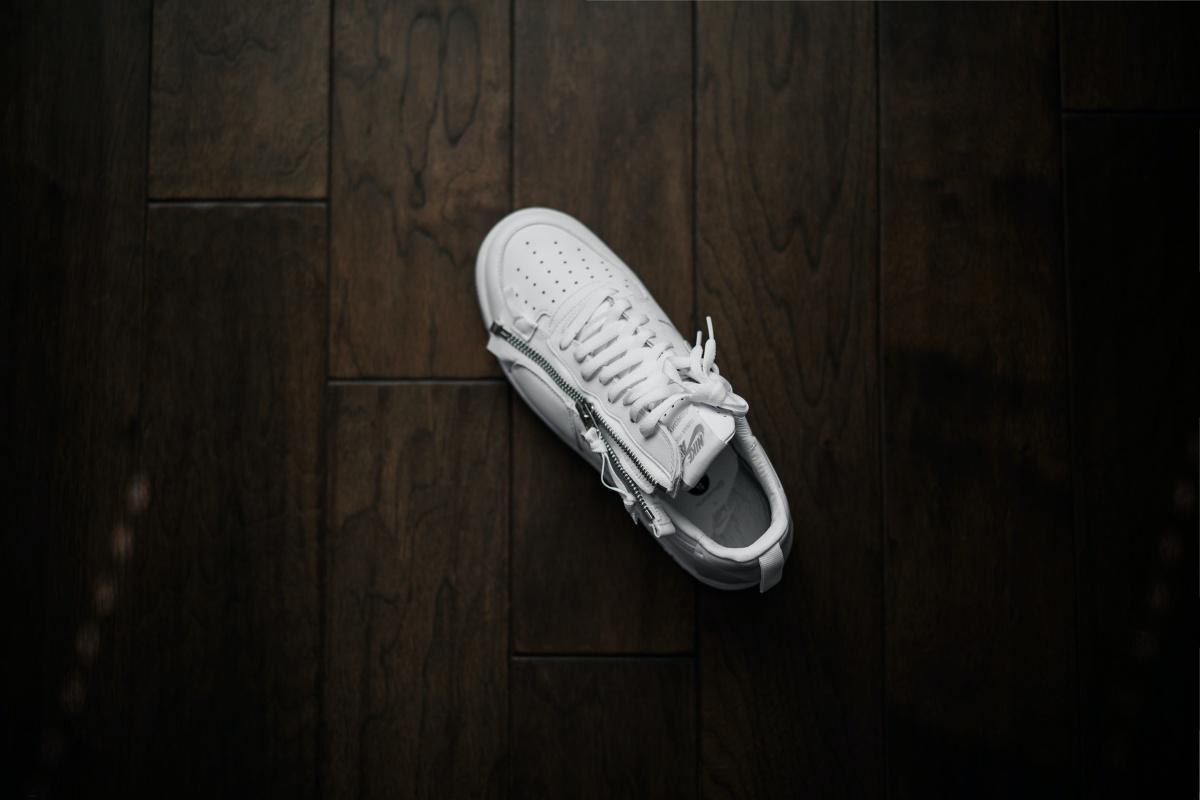 Tips Bersihin Sepatu Putih