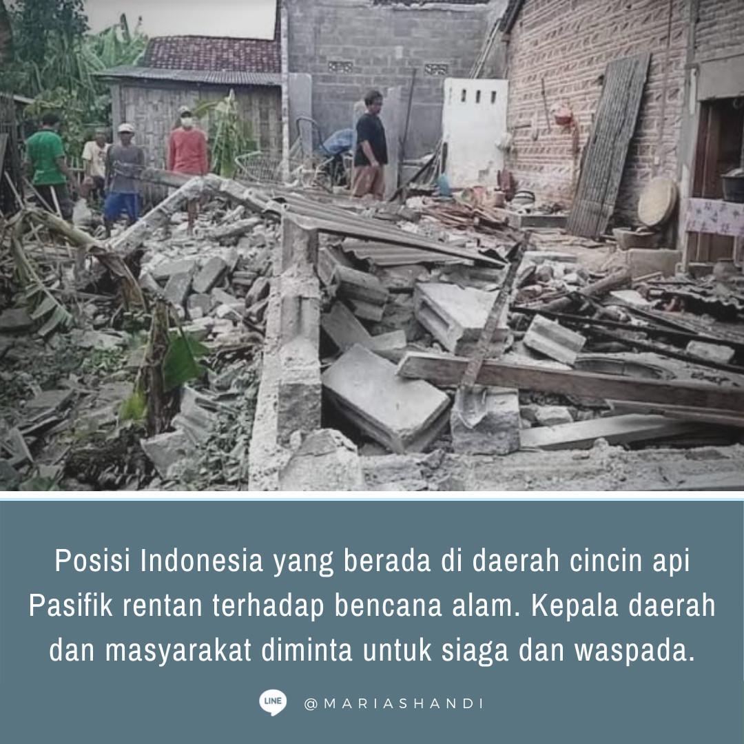 Gempa Malang
