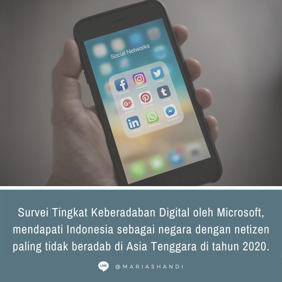 Tingkat Keberadaban Digital 2020