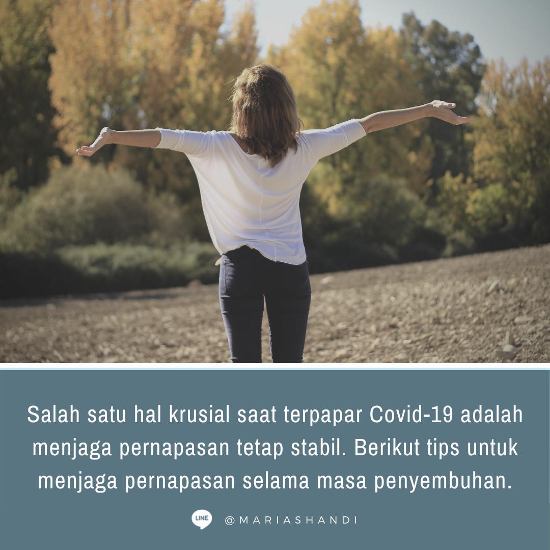 Tips Atur Napas: Edisi Covid-19
