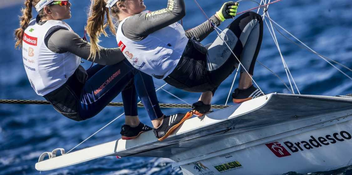 Martine Grael e Kahena Kunze vencem na categoria Vela do Prêmio Brasil Olímpico