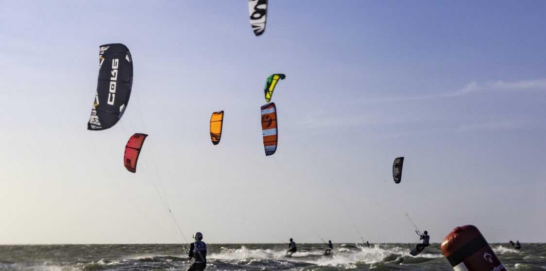 CBVela cria Circuito Brasileiro de Kite e Windsurfe