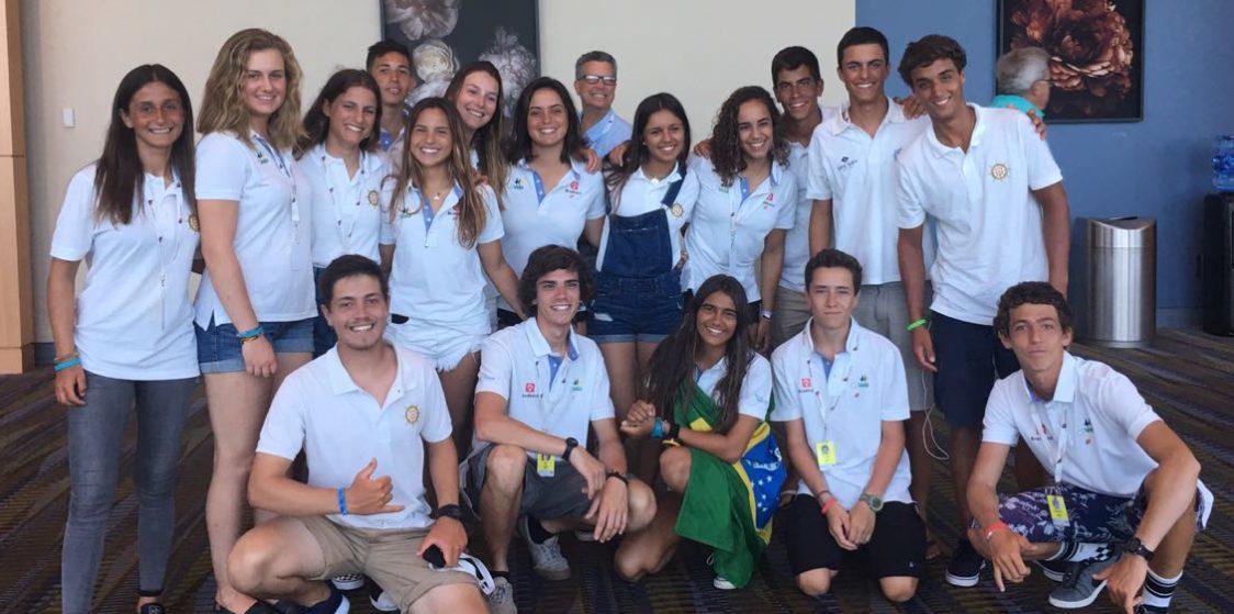 Brasil encerra Mundial da Juventude com quatro barcos no top 10