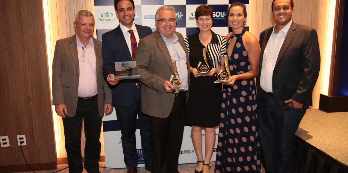 CBVela fica no top 5 do Prêmio Sou do Esporte pelo segundo ano consecutivo