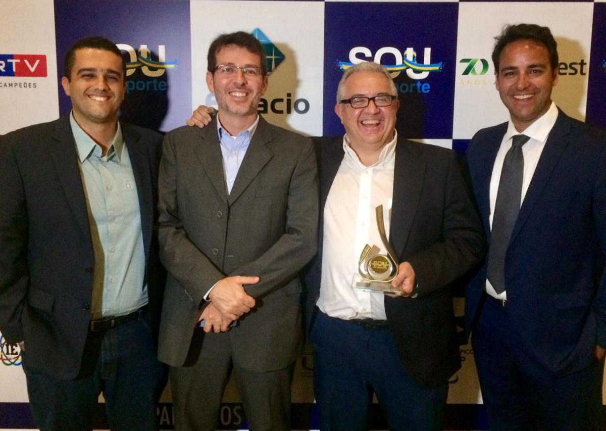 CBVela fica em 1º lugar na categoria Governança no Prêmio Sou do Esporte