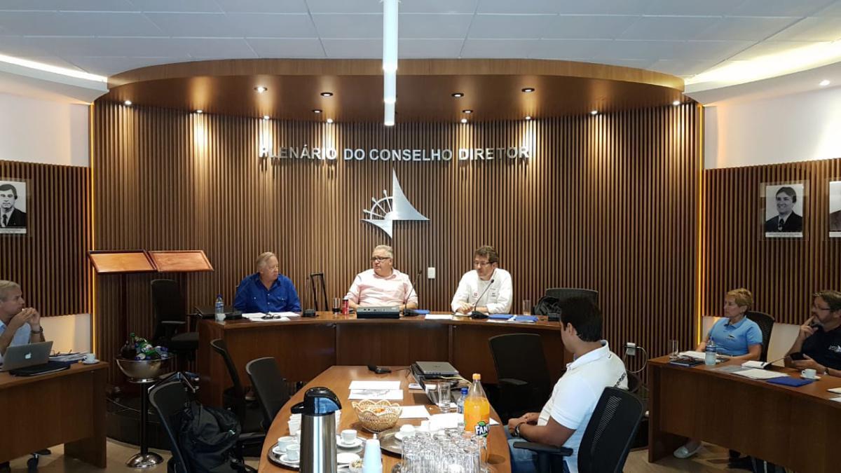 Aconteceu em Brasília a Assembleia Geral 2019.01