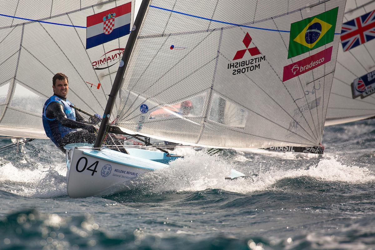 Rumo a Tóquio! Brasil garante vaga olímpica na classe Finn