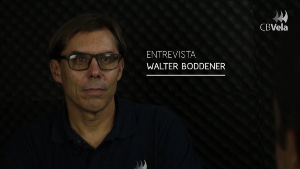 Confira o novo quadro da CBVela! Ele começa com uma entrevista inédita do Walter Böddener