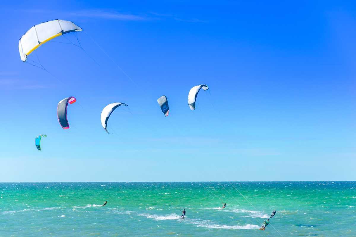 Recorde mundial de número de kitesurfistas acontece no Cumbuco em setembro