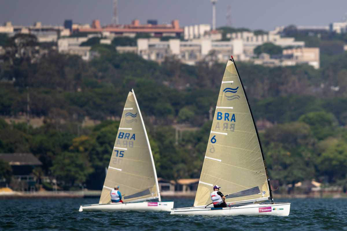 Sailing Instructions - Southamerican Qualifier for Tokyo 2020